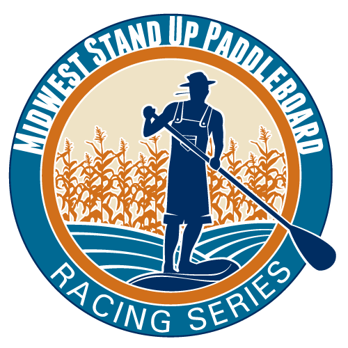 Midwest SUP Racing Series Logo