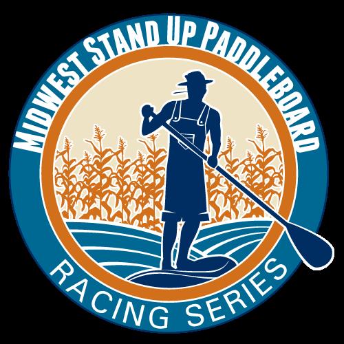 Midwest SUP Racing Series Logo